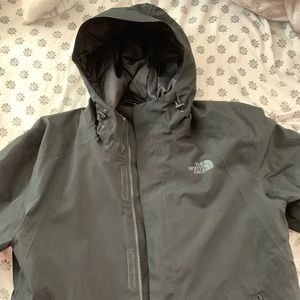 North face insulated inlux men's jacket